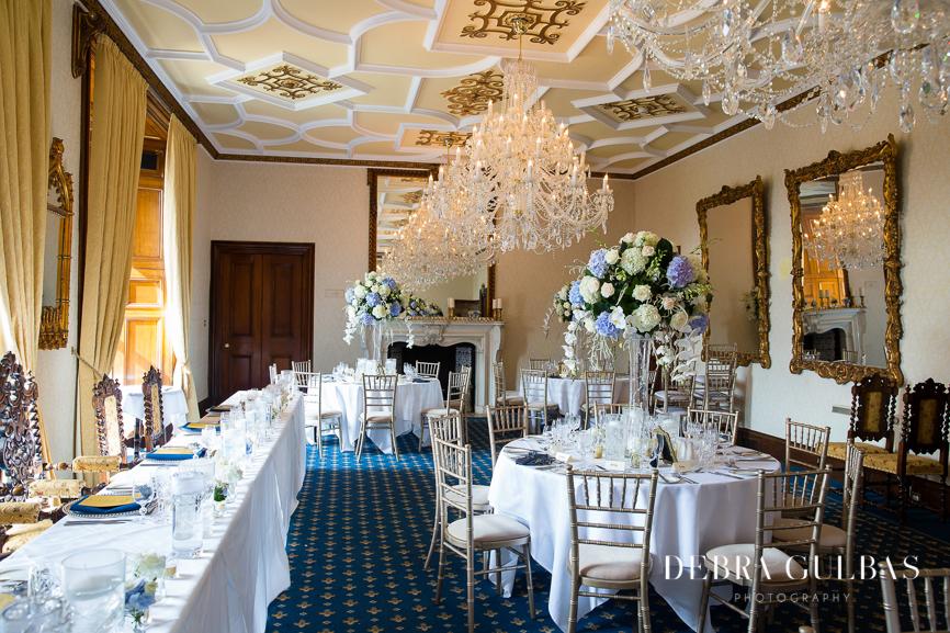 Alania Cater & Trey Flesher's wedding day in Edinburgh, Scotland.