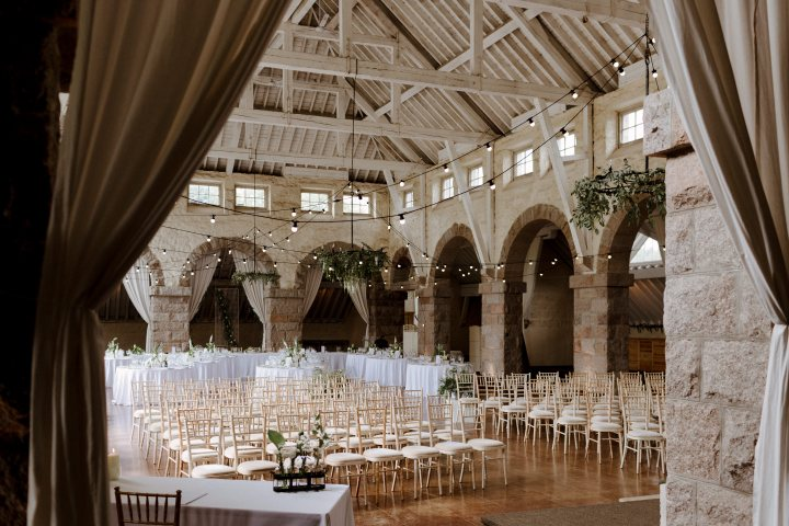Coo Cathedral Wedding