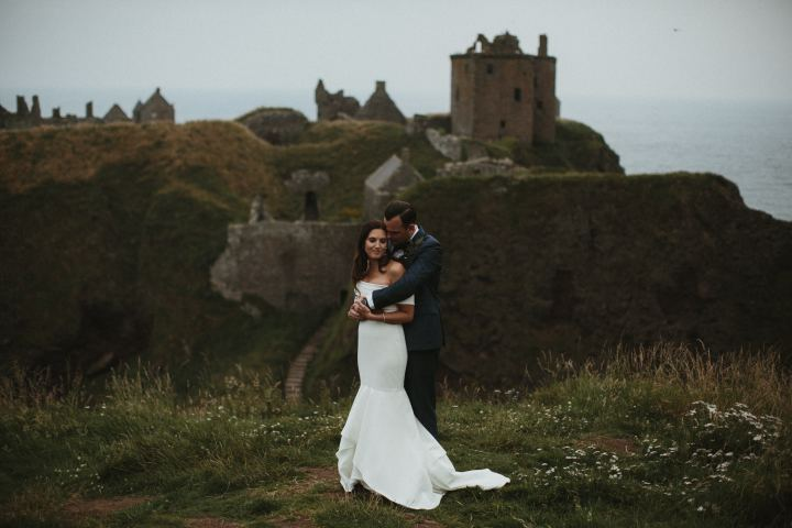 Clifftop Elopement, Scotland